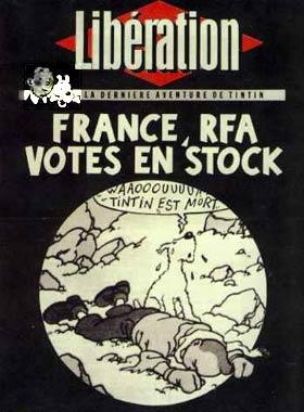 Libération vendredi 4 mars 1983