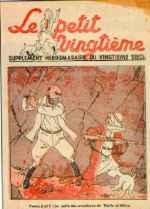 Le Petit Vingtième, 9 mai 1940